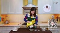 八月烘焙馆—第三期抹茶曲奇饼干制作