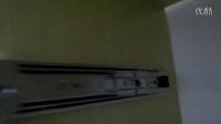 雄杰家居衣柜镜子三节滑轨安装方法