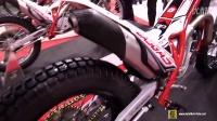 2015 款Gas Gas TXT Pro 300 轻型摩托车车展实拍