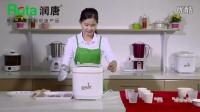 润唐家用自动面包馒头一体机做酸奶的方法