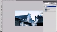 [PS]photoshop调色教程(23.水墨制作) ps影楼后期调色视频教程全集