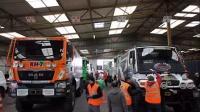达喀尔 2015 拉力赛 - 参赛卡车图片欣赏
