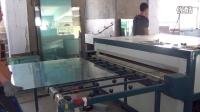 窗利来中空玻璃暖边胶条制作流程——客户公司