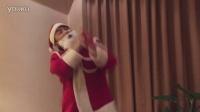 """索朗扎西变身圣诞爷爷  大跳""""浪浪舞""""陪粉丝过节"""