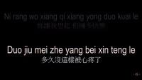 Guang Liang 光良 Feat. Jiang Mei Qi 江美琪 - Xing Fu Lai Le 幸福來了 《Pinyin Lyr