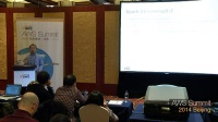 AWS技术峰会204-分会场3-基于Apache Spark软件栈的实时大数据分析-戴金权