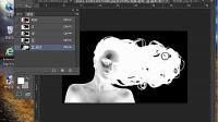 [PS]PS教程 PS抠图 PS下载 photoshop cs5照片修饰ps通道抠发丝_标清