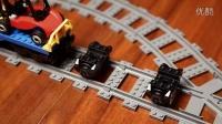 [积木砖家]乐高Lego City 60052 Cargo Train [Unboxing - Build - Playability Review]