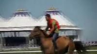 K021内蒙古那达幕赛马大会草原骑马