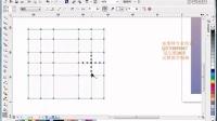 零基础学CorelDRAW第34课:网状填充工具的运用