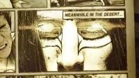 NO.869 震撼新意史诗漫画板式 电影花絮片头 AE模板 【可代制作】