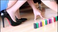 [细高跟]高跟鞋视频