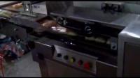面包包子馒头汉堡堡自动包装机现场