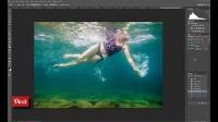 水下摄影ps 后期  摄影微信平台