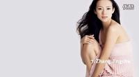 中國十大最美女星排行 性感_高清