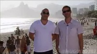 VIN DIESEL Y PAUL WALKER SPEACKING ESPAÑOL FAST FIVE