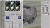 3ds max2014入门教程:用vray混合材质制作钻戒材质 Q群:243706816
