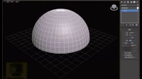 3D基础3Dmax基础教程3Dmax教程最新系列之视点和UI布局球体的创建