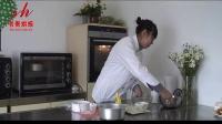快速入门完美戚风蛋糕 简安安教学视频1橙汁戚风蛋糕
