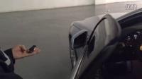 2015奔驰E200L加装电折,电尾,脚扫,舒适进入