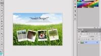 [PS]Photoshop CS6实例003 通过最小化窗口缩放相册