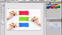 [PS]Photoshop CS6实例038通过命令取消与重选选区