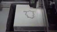 CometrueJet:喷墨式全彩3D打印机打印模型全过程