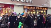 西班牙木偶在枣阳万象城大巡游视频
