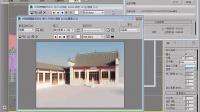 3ds max2014入门教程:测试vray物理摄影机的快门速度 Q群:243706816