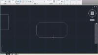 CAD教程实例 绘制矩形和多边形