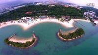 航拍新加坡圣淘沙 Aerial Sentosa Singapore