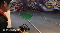 3RACING D3 樱花 CS 改panda hobby后驱改件 测试视频