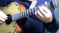【琴友】吉他指弹《蝶恋花》(视频)