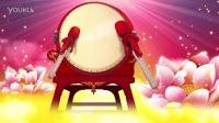 2015年喜庆财神福娃羊年春节联欢晚会企业年会AE片头