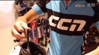德国ABUS In-Vizz专业一体偏光镜片骑行头盔运动户外安全风镜自行车头盔 近视骑行眼镜