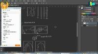 CG场景绘画技法14《不能不说的秘密-比例》PS教程CG绘画教程