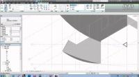 5.2.1 体量建模-绘制异型体量-绘制螺旋楼梯