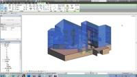 4.5 各楼层平面-绘制玻璃幕墙