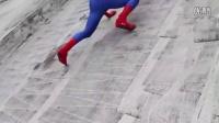 蜘蛛侠真实战斗1-打击劫匪