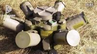 高科技展示之美军XM7蜘蛛地雷