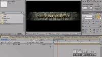 机器AE模版下载-石墙上的字幕效果片头-使用教程