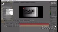 机器AE模版下载-魔幻流广告展示模板-使用说明