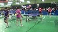 Lin Ju Jeff Huang vs Cao Shen Erica Wu_2011年洛杉矶乒乓
