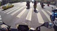 【摩杰车友会】《2014南京首届摩托车节 》骑行活动纪实