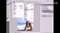 PS基础入门教程通过黑白命令制作单色艺术照片
