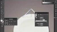 [Ai]illustrator基础实例视频课程七 UI设计_挂钟设计ai