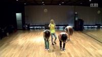 [GMaster]韩国长腿女团2NE1练习室练舞 - FALLING IN LOVE