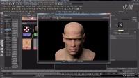 mentalray for maya 真实皮肤渲染视频教学