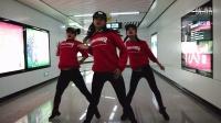 旦斯特街舞:pendy老师十二月雷鬼舞视频