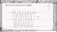 29 弹簧-【CAD2012】中文版精彩百例与解析(100集)~1